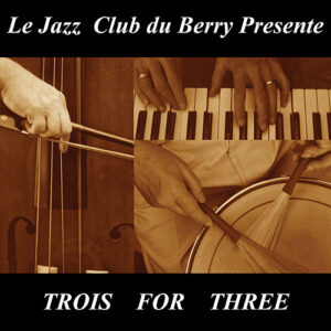 Read more about the article Jean-Jacques Gantier Trio