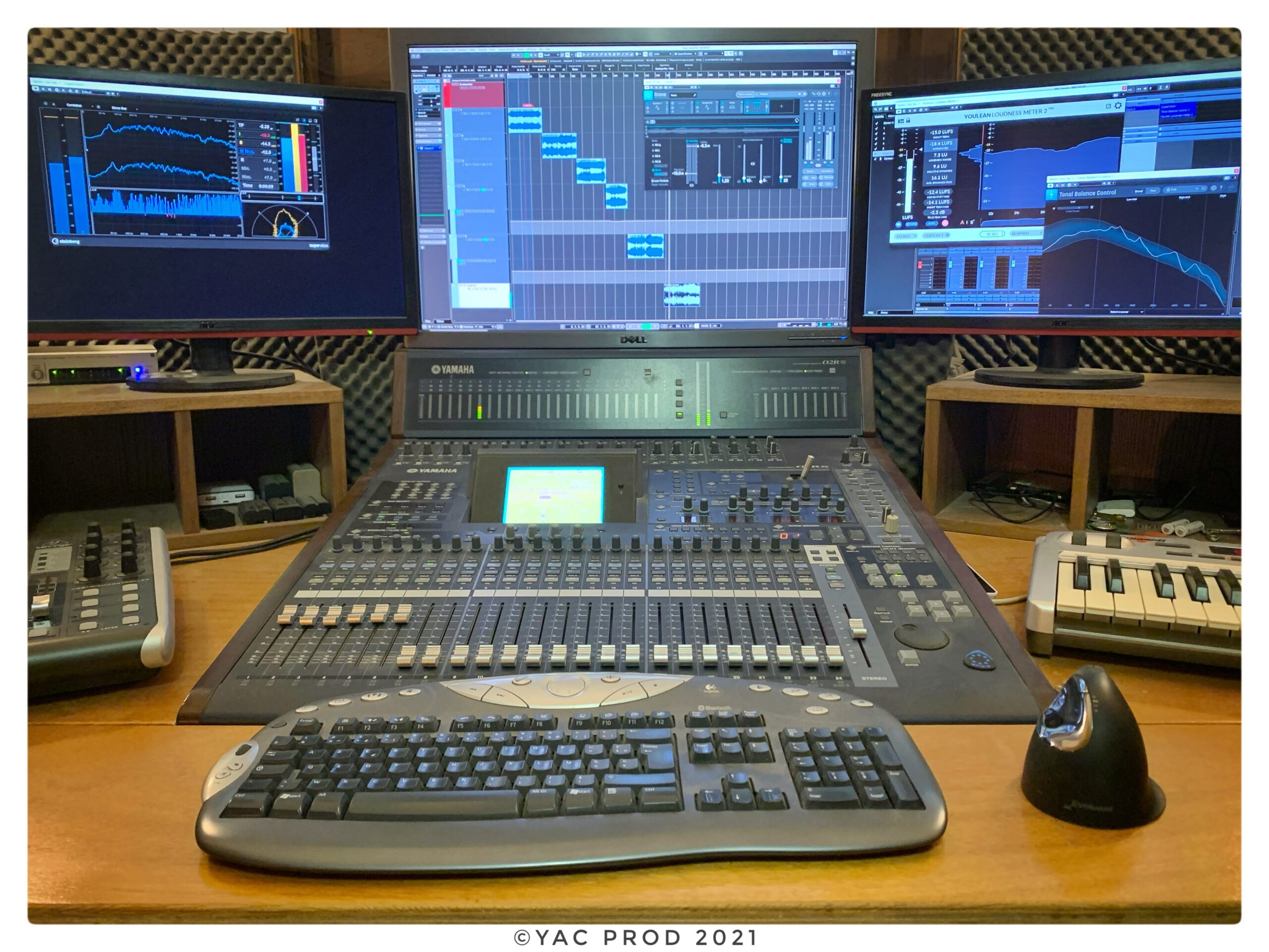 You are currently viewing Mastering en cours